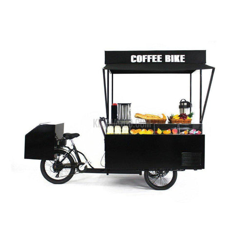 Model T07 Food Bike Coffee Shop-Shirley-Kilimando