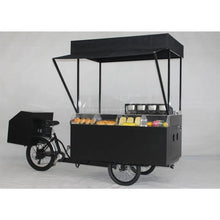 Laden Sie das Bild in den Galerie-Viewer, Model T08 Food Bike mit Grill und Gefriersystem-Shirley-Kilimando