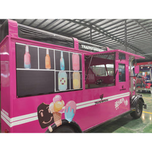 Transformer Foodtruck-Food Truck-William-Kilimando