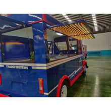 Laden Sie das Bild in den Galerie-Viewer, Transformer Foodtruck-Food Truck-William-Kilimando
