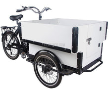 Laden Sie das Bild in den Galerie-Viewer, Transport Cargo E-Bike 250W / 36V DAPU Motor 10Ah-Cargo Bike-Marcia Hand in Hand-Kilimando