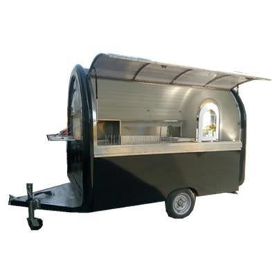 Verkaufsanhänger FC-200-2.3-1 Food Trailer-Food Truck-William-Kilimando