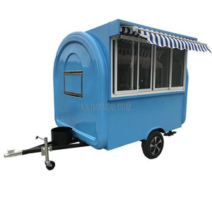 Verkaufsanhänger FC-200-2.3-5 Food Trailer-Food Truck-William-Kilimando