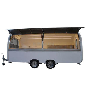 Verkaufsanhänger FC-200-4 Food Trailer-Food Truck-William-Kilimando