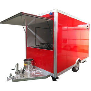 Verkaufsanhänger FT-200-3-1 Food Trailer-Food Truck-William-Kilimando