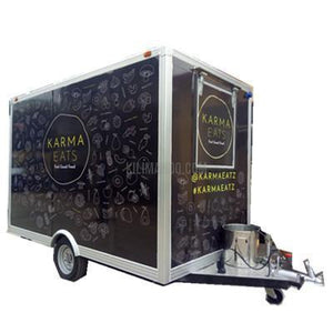 Verkaufsanhänger FT-200-3-2 Food Trailer-Food Truck-William-Kilimando