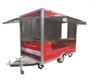 Verkaufsanhänger FT-200-3-3 Food Trailer-Food Truck-William-Kilimando