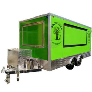 Verkaufsanhänger FT-200-5-2 Food Trailer-Food Truck-William-Kilimando