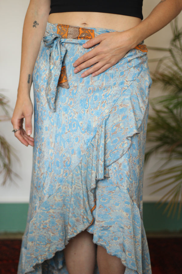 PAYASANNA Wrap Skirt (L/XL)