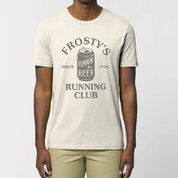 Frosty's Running Club Unisex Tee Shirt