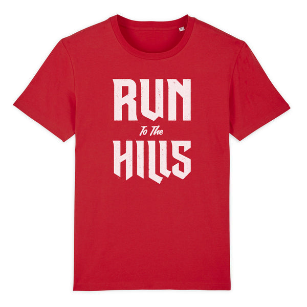 Run to the Hills Unisex Tee Shirt