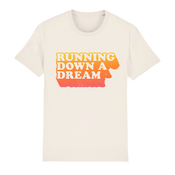 Running Down a Dream Unisex Tee Shirt