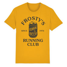Load image into Gallery viewer, Frosty's Running Club Unisex Tee Shirt