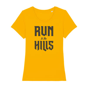 Run to the Hills Women's Tee Shirt