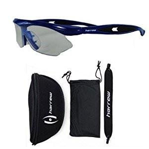 Radar Junior Squash Eye Guard - Navy