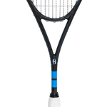 Harrow Spark Squash Racquet - Black/Royal