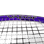 Harrow Vapor MISFIT Squash Racquet - Black/Purple