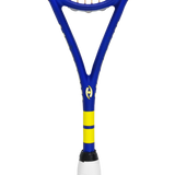 NEW Harrow Vapor Squash Racquet - Royal/Yellow