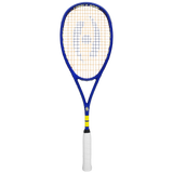 Harrow Vapor Squash Racquet - Royal/Yellow