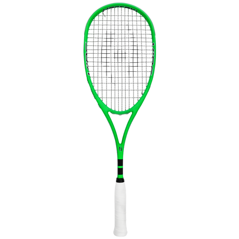 NEW Harrow Vibe Squash Racquet - Lime/Black