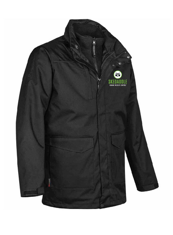 SKEDADDLE Vortex HD 3-in-1 System Parka - TPX-3