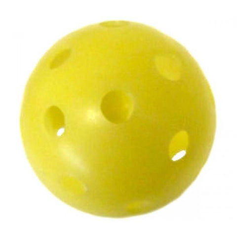 Outdoor Pickleball - Single - Yellow