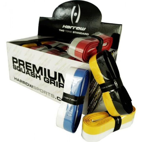 Squash Grip - Two Tone - 24 Pack Box