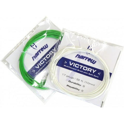 Harrow Victory Squash String - 17 Gauge - Single Pack