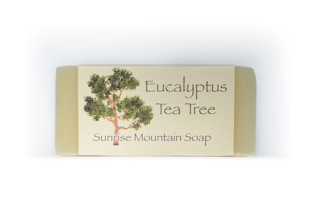 Eucalyptus Tea Tree Handmade Soap