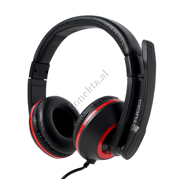 KUFJE GAMING ME FISHE 3.5mm ME SUPER BASS TUCCI X5