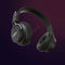 KUFJE HEADPHONES ME BLUETOOTH V5.0 ME KAPACITET TE LARTE TE BATERISE MOXOM MX-WL07