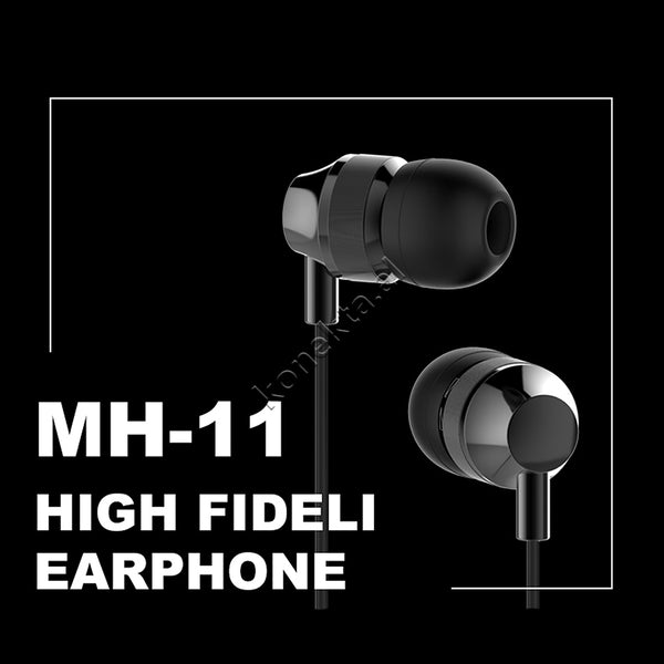 KUFJE  ME FISHE AUDIO 3.5mm MOXOM