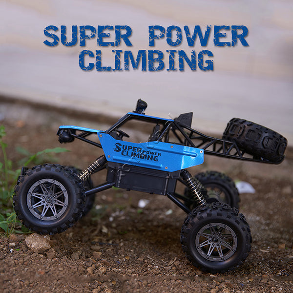 MAKINE LODER ME TELEKOMANDE 4X4 OFF-ROAD XZS SUPER POWER CLIMBING RC 2.4GHz