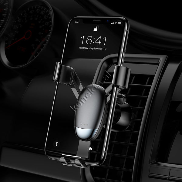 MBAJTESE MAKINE E VECANTE BASEUS MINI GRAVITY PHONE HOLDER