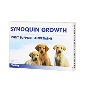 Synoquin Growth, 60 tablete - Hermannvet Magazin
