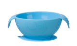 B Box - Silicone Bowl and Spoon - Ocean
