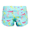 CUPID GIRL - UNDER THE SEA LYCRA BOARDSHORTS