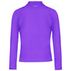 CUPID GIRL - STEPPING STONES PURPLE LONG SLEEVE ZIP RASH VEST