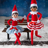 ELF ON THE SHELF CLAUS COUTURE COLLECTION - TWIRLING IN THE SNOW SKIRTS