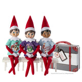 ELF ON THE SHELF CLAUS COUTURE COLLECTION - SET OF 3 GRAPHIC SWEET TEES