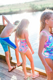 FUNKITA - TODDLER GIRLS PRINTED ONE PIECE - Bae Boo