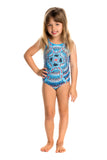 FUNKITA - TODDLER GIRLS PRINTED ONE PIECE - BARNAMBOO