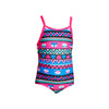 FUNKITA - TODDLER GIRLS PRINTED ONE PIECE - MISS FOXY