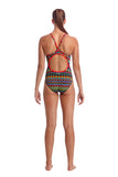 FUNKITA - LADIES DIAMOND BACK - FIRE TRIBE