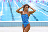 FUNKITA - LADIES STRAPPED IN ONE PIECE - Blue Bird
