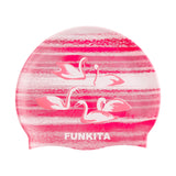 FUNKITA - SWIMMING CAP - SWAN LAKE