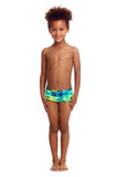 FUNKY TRUNKS - TODDLER BOYS PRINTED TRUNKS - POP TROPO