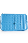 GO GREEN ORIGINAL LUNCH BOX AND DRINK BOTTLE - BLUE