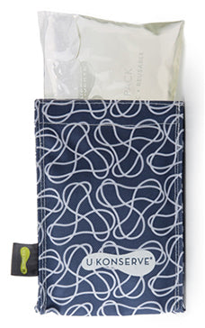 KIDS KONSERVE NAVY ICE PACK & SWEAT FREE COVER