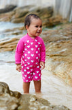 ESCARGOT - LOVE HEART BABY ONE PIECE